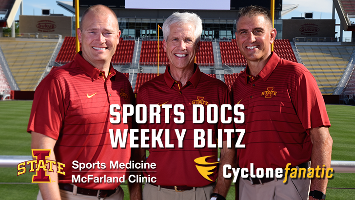 Sports Docs Weekly Blitz 2014-2016 Archives